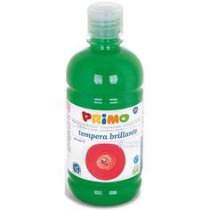Primo zöld színű tempera festék 500 ml PET tégelyben - 610 Ft Ár 790 Tempera, Soap, Pets, Bottle, Flask, Bar Soap, Soaps, Jars, Animals And Pets
