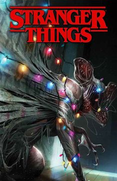 Stranger Things variant cover - Demogorgon by Francesco Mattina * Demogorgon Stranger Things, Stranger Things Upside Down, Stranger Things Aesthetic, Monster, Cover Art, Photos, Comic Movies, Comic Book, Horror