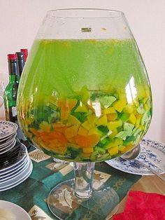 Wackelpudding - Bowle, ein schmackhaftes Rezept aus der Kategorie Frucht. Bewertungen: 51. Durchschnitt: Ø 4,5.