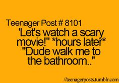 i do this even after watching a couple episodes of psych :)