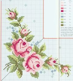 Brilliant Cross Stitch Embroidery Tips Ideas. Mesmerizing Cross Stitch Embroidery Tips Ideas. Cross Stitch Love, Cross Stitch Borders, Cross Stitch Flowers, Cross Stitch Charts, Cross Stitch Designs, Cross Stitching, Cross Stitch Embroidery, Embroidery Patterns, Hand Embroidery