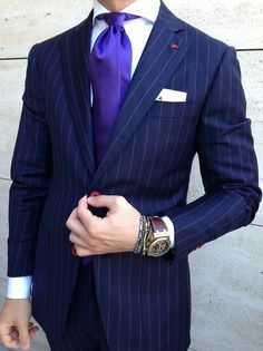 Isaia Napoli, can't you tell?