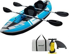 10 Best Inflatable Kayaks for the Money Double Kayak, Inflatable Fishing Kayak, Kayak Fishing, Inflatable Boats, Kayaks, Tandem, 2 Person Kayak, Single Speed Mountain Bike, Fishing