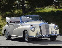 carsontheroad:  Mercedes-Benz 1946-1951selected by CarsOnTheRoad