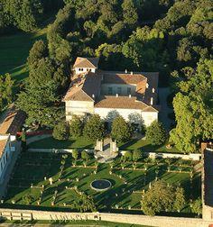 Villa Medicea La Magia - Quarrata (Pistoia) #TuscanyAgriturismoGiratola