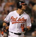 Did Chris Davis and Justin Upton Deserve to Be Players of the Month?