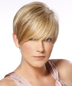 30 Sweet Short Hairstyles For Fine Hair | CreativeFan