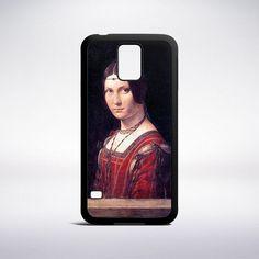 Leonardo Da Vinci - La Belle Ferroniere Phone Case