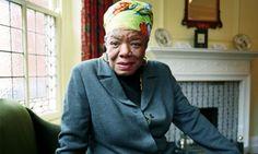 RIP---Maya Angelou