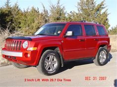 New Lift Kits for Jeep Patriot - Jeep Patriot Forums