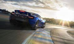 McLaren 650S Coupe - Race Track - visit http://www.parks.uk.com/mclaren