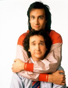 Perfect Strangers starring Mark Linn-Baker and Bronson Pinchot. A mainstay on ABC in the 80s #TV