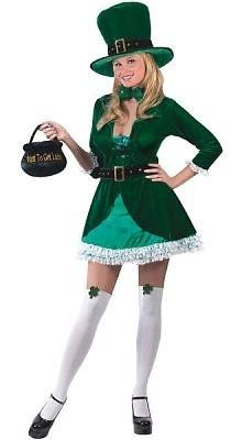 St Patrick's Day's coming, let's find out the best costumes for the event. Share yours if you have some...