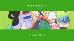 Dragon dance [Miss Kobayashi's Dragon Maid] - http://ift.tt/2m2ESJF
