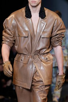 Versace. Fall 2013.
