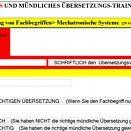 PC-Begriffe / Elektronik-Woerter uebersetzen: mit de-englisch Lernkarten Karteikarten