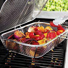 #Grilling basket. Need for summer. $24