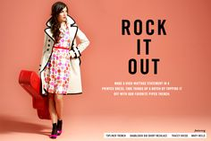 #dresscolorfully rock it out