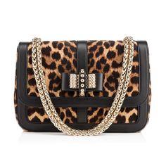 Women Bags - Sweet Charity Small Nu - Christian Louboutin