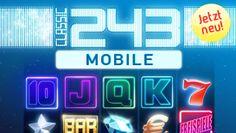 Jetz auch Slot Classic 243 für Ihr #Smartphone.