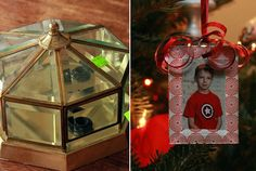How to Make Repurposed Ornaments - DIY Holiday - Redbook