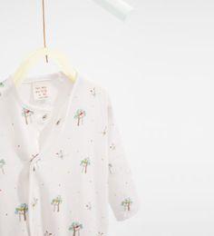 Image 4 of Tree and animal pajamas from Zara
