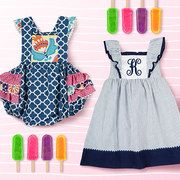 Take a look at the All Smocked Up for Summer event on #zulily today!