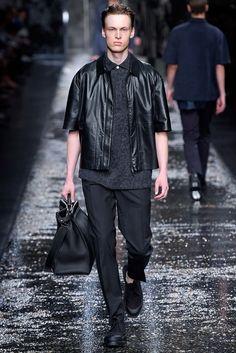 Fendi Spring 2016 Menswear Fashion Show - Josef Utekal