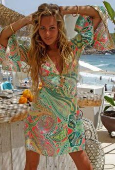 hippe ibiza kleding