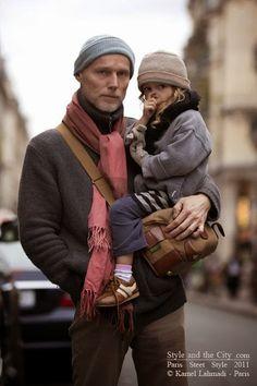 street style dad