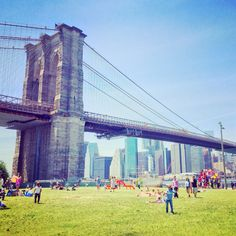 Brooklyn Bridge Park, New York