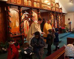 St. Nicholas of Myra Byzantine Catholic Church in Anchorage