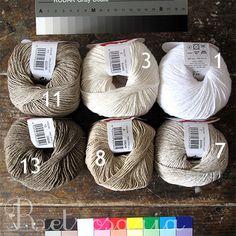 Katia Linen – Retrosaria Yarn Inspiration, Wicker Baskets, Knitting, Crochet, Yarns, Spain, Strands, Tricot, Crochet Hooks