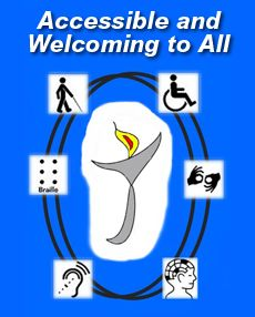 EqUUal Access.  EqUUal Access promotes equality and access for Unitarian Universalists with disabilities.  People with disabilities, our families, friends and allies started this membership organization. We are dedicated to ensuring that our faith community warmly welcomes all people including those of us with disabilities.