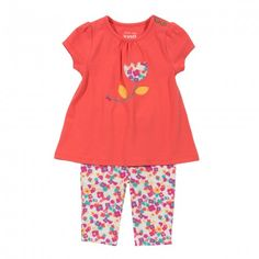 Organic cotton set front