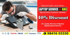 Laptop Service Center in Porur offers all brand laptop repair services and upgrades at cost effective price with quality. Laptop Repair, Chennai