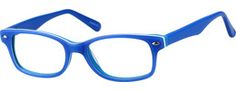 304316 Children's  Acetate Full-Rim Frame with Spring Hinges