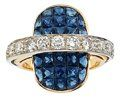 Amethyst, Diamond, Gold Ring, Aletto Brothers. ... Estate | Lot #54040 | Heritage Auctions