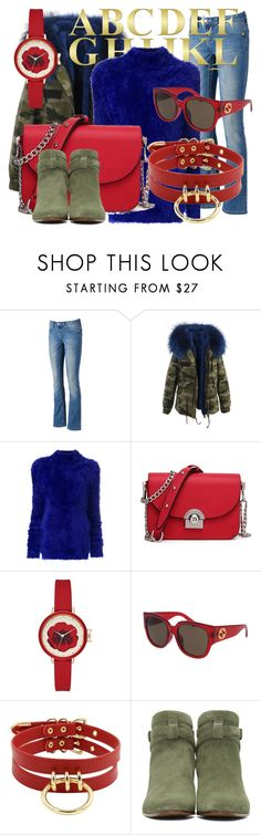 """Fashion ABC"" by drahuschka ❤ liked on Polyvore featuring Seven7 Jeans, Marni, Kate Spade, Gucci and Yves Saint Laurent"