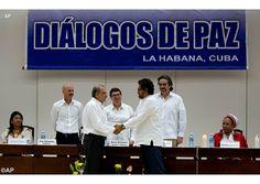 """Acuerdo de Gobierno Colombiano y FARC: """"antesala a la paz"""" - Radio Vaticano"""