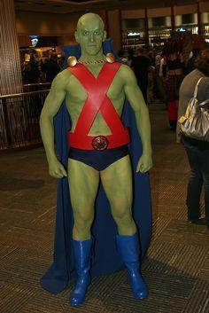 Martian Manhunter - DragonCon 2010
