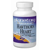 Hawthorn Heart, 120 Tabs by Planetary Herbals (Pack of 5) -- Be sure to check out this awesome product.