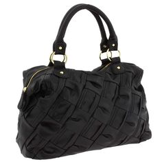 Steve Madden Btiffani Satchel Bag - Black.  I got this one for me!