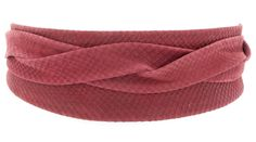 Victoria red | ADA signature one-size versatile belt - made with genuine Argentinean leather.