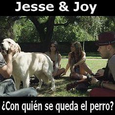 Jesse & Joy - ¿Con quien se queda el perro? acordes