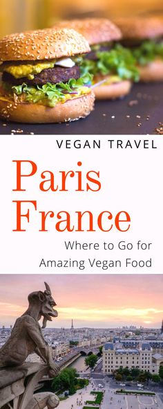 Vegan Food in Paris: Surprisingly Paris has a lot of vegan food. Here is some of the best the city has to offer!