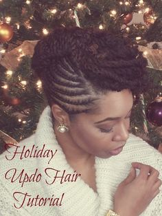 Happy Holidays Everyone, I was recently given the opportunity to partner up with 4 fabulous blogger/vloggers to bring you this 5 Naturalistas Hairstyle Guide...