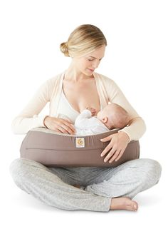 Ergobaby Natural Curve Nursing Pillow: Why it could be a game changer for nursing moms