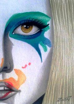 #LadyGaga by Alan Zinn | ArtWanted.com