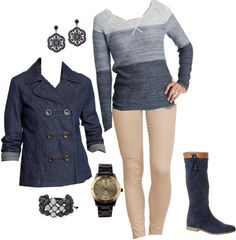 """PLUS SIZE OUT FIT  """"Untitled #176"""" by bkassinger on Polyvore"""